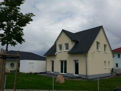 Haus Frontansicht