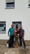 Hausübergabe Familie Müller
